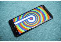 Google lanza la tercera beta de Android P